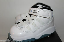 Air Jordan Retro 11 XI Legend Blue Sneakers Toddler's GP Size 5C 6C 8C 10C 12C
