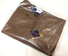 MENS OAKMAN Cool feel Active Stretch Shorts- MOCCA Colour -Cotton RRP £29.99 NEW