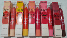[Etude House] Balm & Color Tint Collection Set