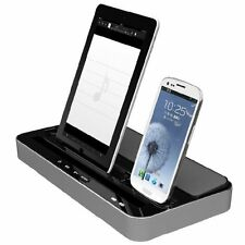 iPega Speaker & Charger Stand Mount Multi-Function Dock Station for iPhone iPad