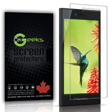 BlackBerry Leap Screen Protector - Glossy HD Clear or Matte Anti-Glare CitiGeeks