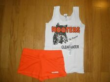 NEW SEXY HOOTERS FOOTBALL HALLOWEEN COSTUME JERSEY/SHORTS ASSORTED NAMES XS & SM