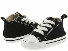 Converse Crib Black White New born baby new infant