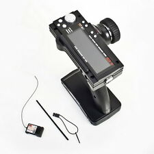 Flysky FS-GT3B 2.4G 3CH Transmitter+Receiver With Fail-Safe For RC car boat Lot^