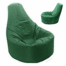 Large Bean Bag Gamer Seat Beanbag Adult Outdoor Gaming Garden Big Chair Green