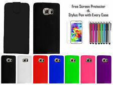 Premium Leather Pu Wallet Flip Case Cover Card Holder For Samsung Galaxy S7 Edge