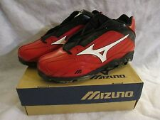 NEW Mizuno Men's Baseball Softball Athletic 9 Spike Cleats Shoes Classic Mid G3