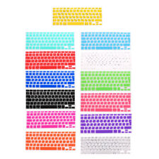 "Russian Silicone Keyboard Skin Cover for Apple Macbook Air 13""15""17"" EU"