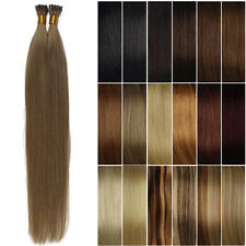 RBB02 Stick I-Tip In Extensions %100 Remy Human Hair Straight 100 strands 50 g