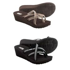 Teva Mush Mandalyn Wedge Ola 2 Sandals Women NEW