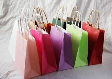 10x Paper Bags Party Boutique Gift Wrap Bags Handmade Packagging Bags 8*15*18cm