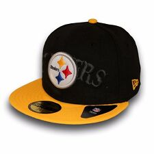 New Era Pittsburgh Steelers Team Tradition 59FIFTY Fitted Cap