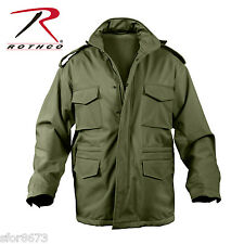 ROTHCO M-65 SOFTSHELL COLD-WEATHER FIELD JACKET