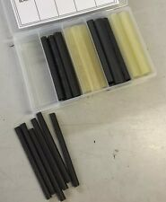 EXTRA Glue Lined Heat Shrink REFILL 26pc 5.7, 7.4, 10.5, 17.5mm 4:1 Shrink Ratio