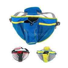 Outdoor Travel Bicycle Sport Waist Pack with Water Bottle Holder for Ladies A1T0