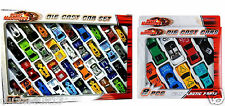 RACING CAR DIE CAST F1 CONVERTIBLE 8PC OR 36PC KID PLAY SET BRAND NEW KANDYTOYS