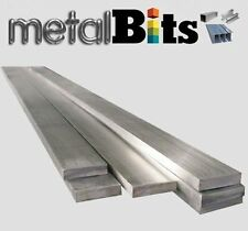 Stainless Steel 304 Flat Bar 500mm - 4000mm available - more sizes on request