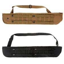 Military Hunting Tactical Shotgun Rifle Carry Bag Gun Protection Case W0O4