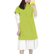 Women Soft Lined Tunic Top w Ruffled Hem Dress Sets