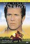 The Patriot (DVD, 2000, Special Edition)260****