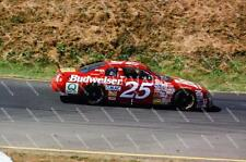 BF696 Ricky Craven Budweiser Racing 8x10 11x14 12x18 Color Photo