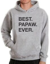 Best Papaw Ever Best Father's Day, Birthday Gift for Grandpa Hoodie Grandfather