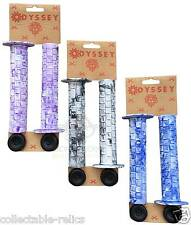 Odyssey Aaron Ross Tie-Dye Keyboard Grips Bar Ends Plug BMX MTB Bicycle Scooter