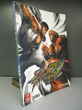 Street Fighter IV - VIDEO GAME STRATEGY GUIDE (ID:544)