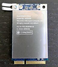 Lot of 5 Apple Airport AR5BXB6 Wifi Wireless Card 603-8214-A 020-4896-A