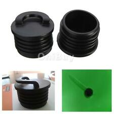 2x Kayak Inflatable Boat Scupper Stopper Bung Drain Holes Plugs Size Small/Large