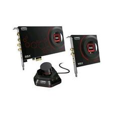 NEW Creative Sound Blaster ZxR PCI-Express Sound Card , Audiophile Grade For Gam