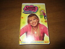 "*LIZZIE McGUIRE-FASHIONABLY LIZZIE""  *1-VHS   MEDIA-SHIP- 87 MIN-1994"