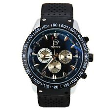 Fuyate Brand Photochromic Glass Dial  Fashion Men's Mechanical Hand Wind Watches