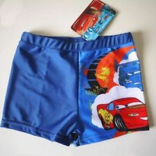Disney CARS Lightning McQueen Boys SWIM Shorts Bathers Swimmers Various Size
