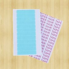 50pcs/Lot Hair Tape 1x4CM Adhesive Double Side Tape for PU Skin Hair Extensions