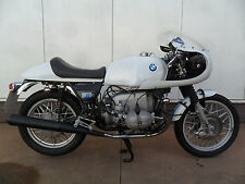 BMW R100  S Cafe Racer by Gusto Motorbikes
