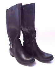 Legroom High Leg Real Leather Boots Slim Calf EEE Fit - Taupe - Uk Size 4/9 -NEW