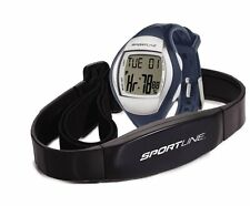 Sportline DUO 1010  Heart Rate Monitor -Blue- New & Unused