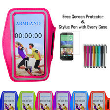Sports Gym Running Jogging Armband Pouch Case Cover Strap For Apple iPhone SE UK
