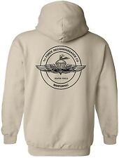 USMC United States Marine Corps Recon - 1st Force Reconnaissance Company Hoodie