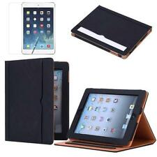 Folio Patterns Leather Smart Case Cover Stand for Apple iPad 2/3/4 iPad Air