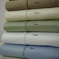 1200 Thread Count 100% Egyptian Cotton Sheet Sets ALL COLORS & SIZES