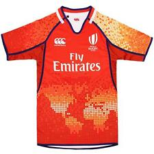 Rugby Seven World Rugby Referee Jersey Orange