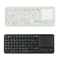 Wireless RT-MWK06 2.4Ghz Bluetooth Remote Keyboard Touchpad For PC/HTPC/TV box