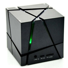 Mini Cube Style Wireless Bluetooth Speaker Music Player Subwoofer Speaker