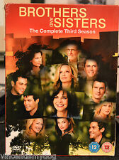 Brothers And Sisters - Season 3 - Complete (DVD, 2009, 6-Disc Set, Box Set)