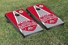 Ohio State University Buckeyes OSU Cornhole Game Set
