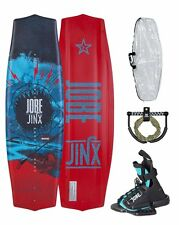 Jobe Jinx Junior Wakeboard Package + Junior Binding