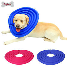 Inflatable Elizabeth Recovery Protective Collar Dog Cat Grooming Medical Surgery