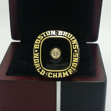 Solid 1970 Boston Bruins Stanley Cup Championship Copper Ring 8-14Size Bobby Orr